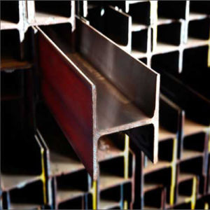 Building Material Hot Rolled H Beam Steel in Steel Profile From Tangshan Manufacturer