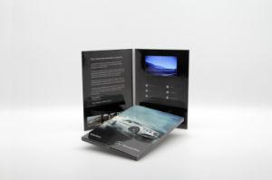 4′′hd Screen Video Brochure - Video Mailer pictures & photos