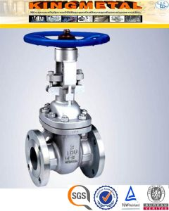 Dn 80 CF8m Stainless Steel Wedge Gate Valve Weight pictures & photos
