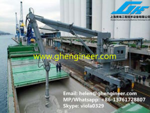 Screw Type Ship Unloader 300tph - 1200tph pictures & photos