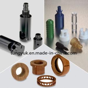 2017 Customized Precision CNC Turning Machining Plastic Parts pictures & photos