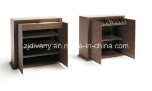 2015 Fashion Furniture Solid Wood Wine Cabinet (SM-D25B) pictures & photos
