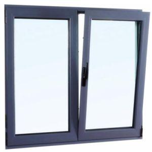 Double Glazing Aluminium Tilt and Turn Sliding Windows (TS-1147) pictures & photos