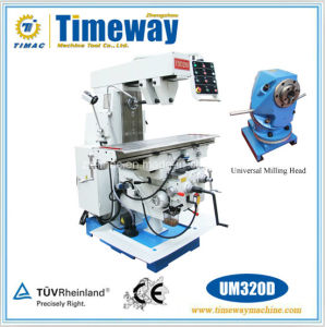 Horizontal Universal Milling Machine (Normal Miller) pictures & photos