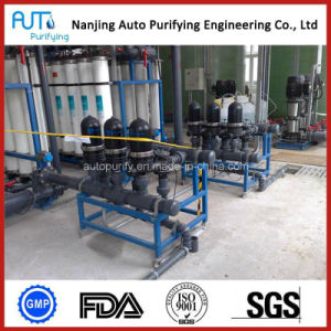 Ultrafiltration Reverse Osmosis Plant