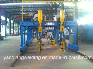 AC Frequency H-Beam Automatic Welding Machine pictures & photos