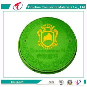 FRP GRP Burglarproof Manhole Covers 700X700