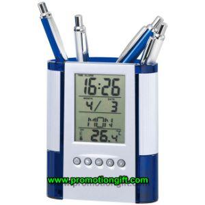 Clock Pen Case pictures & photos