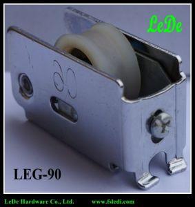 90 Series Sliding Aluminium Glass Door Wheel pictures & photos