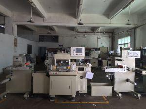Automatic Roll Film, Foam, Sticker Label Die Cutting Machine and Hot Stamping