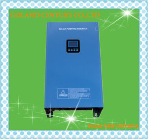 100kw Solar Pump Inverter for Solar Pump System pictures & photos
