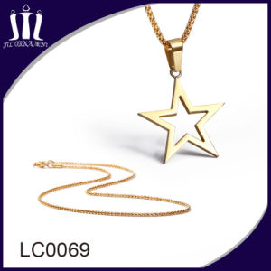 High Polishing Professional Stainless Steel Simple Chain Necklace pictures & photos
