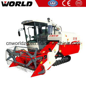 Rice Harvesting Combine with Hydraulic Gearbox pictures & photos