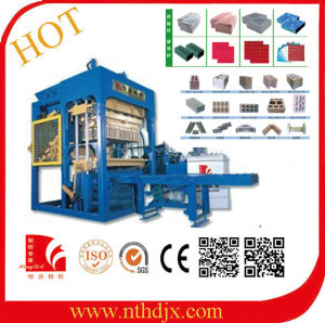 Automatic Cement Brick Making Machine Price in India pictures & photos