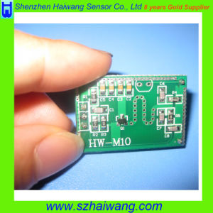 Brand New Microwave RF Wireless Radar Sensor Module (HW-M10) pictures & photos