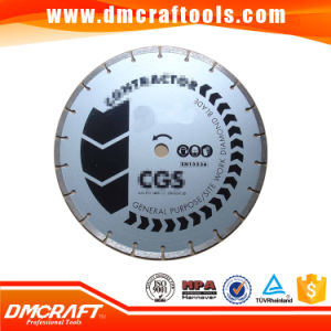 Laser Welded General Purpose Cutting Discs General Saw Blade pictures & photos