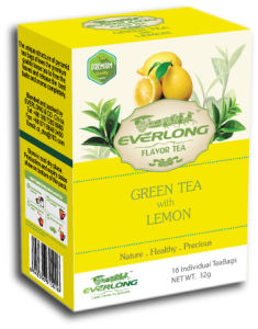 Lemon Flavored Green Tea Pyramid Tea Bag Premium Blends Organic & EU Compliant (FTB1502) pictures & photos