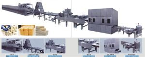 Full-Auto Wafer Production Line pictures & photos