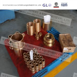 Steel Structure Fabrication Machining Parts Brass Bush 07 pictures & photos
