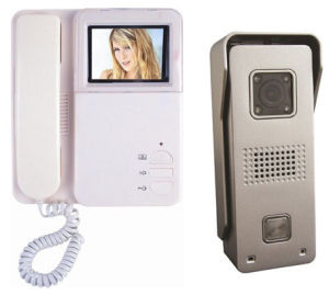 4 Inch Color Video Door Phone