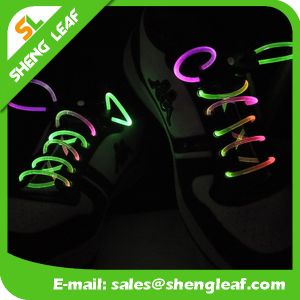 Factory Price Whole Sale Cheap LED Special Dancing Shoelace (SLF-NS007) pictures & photos