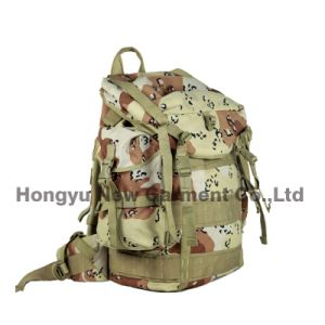 New Design Hook & Loop American Military Backpack (HY-B091) pictures & photos