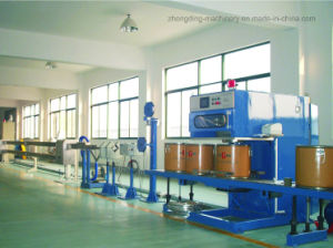 Zd-45 UL Electronic Wire and Automotive Wire Extruder Machine pictures & photos