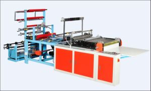 Punching Vest Bag Making Machine pictures & photos