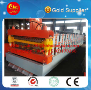 Roofing Sheet Pressing Machine Two Layer pictures & photos