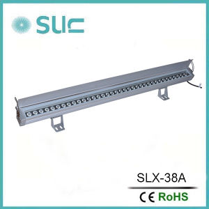 High-Power 9W IP65 LED Wall Washer Light Lamp Outdoor Waterproof Landscape Light Linear Bar Lamp pictures & photos