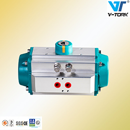 Factory Direct Sale Pneumatic Actuator for Ball Valve pictures & photos