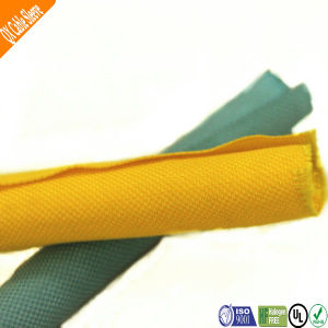 Flexible Wrap Around Braided Sleeving pictures & photos