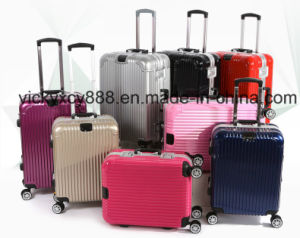ABS PC Wheeled Trolley Business Travel Luggage Suitcase Case (CY3570) pictures & photos