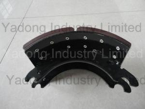 Meritor/Rockwell Lined Brake Shoe Brake Lining 4311/Eaton 805442/Eaton 805460 pictures & photos