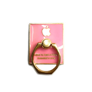 Pink Apple Shape Mobile Phone Stents Ring Holder pictures & photos