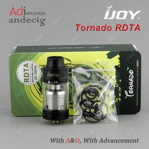 Newest Tank Ijoy Tornado 300W Capable Two Post Rdta 5ml pictures & photos