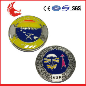 Professional Supplier of Custom Carving Metal Coin pictures & photos
