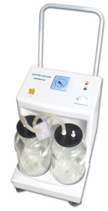 Hot Sale Electric Portable Movable Dental Suction Unit with Bottle pictures & photos