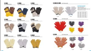 Hot Sale Wholesale Safety Work Welding Gloves pictures & photos