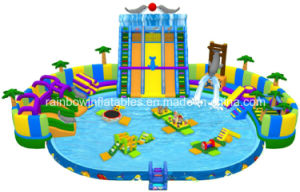 Giant Inflatable Floating Water Park Prices, Commercial Inflatable Water Park Floating Island, Inflatable Water Park for Sale pictures & photos