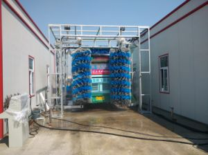 Automatic Drive Through Bus Washer pictures & photos