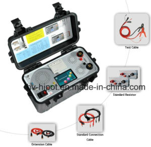 Digital Contact Resistance Tester pictures & photos