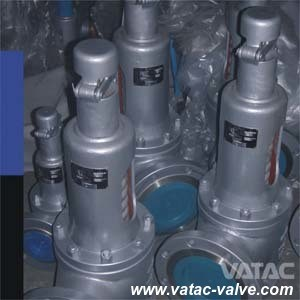 Full Openning Conventional Threaded/NPT Cl150xcl300 Safety Relief Valve pictures & photos