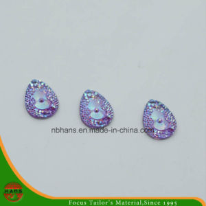 Fashion Stones Sew on Rhinestone Button (HASZR160002) pictures & photos