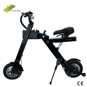 Wholesale Mini Foldable Scooter 250W Electric Bike pictures & photos