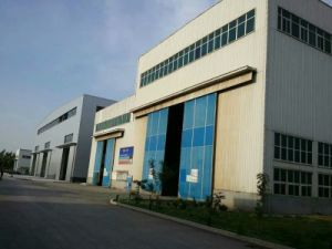 Multi-Storey Steel Warehouse Pre Engineered Materials Construction Peb Building pictures & photos