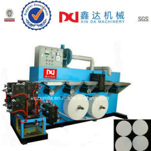 Automatic Counting Machine Flower Embossed Printing Paper Cup Tray Forming Equipment pictures & photos