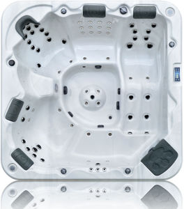 Outdoor Jacuzzi SPA Sex and Cos Jacuzzi Sale pictures & photos