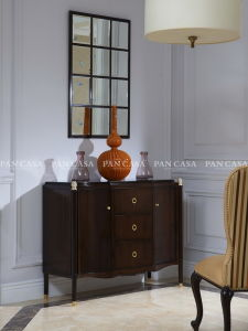 High Quality Classical Wooden Furniture Living Room Decoration Cabinet (MS-A6041b-2) pictures & photos