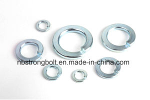 Spring Washers Spring Lock Washers DIN127b Carbon Steel pictures & photos
